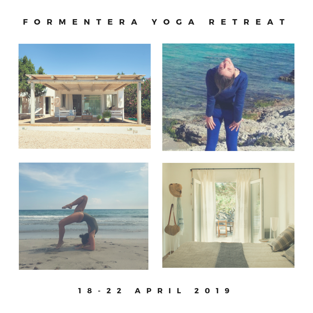 Retraite de Yoga Retreat Formentera Avril