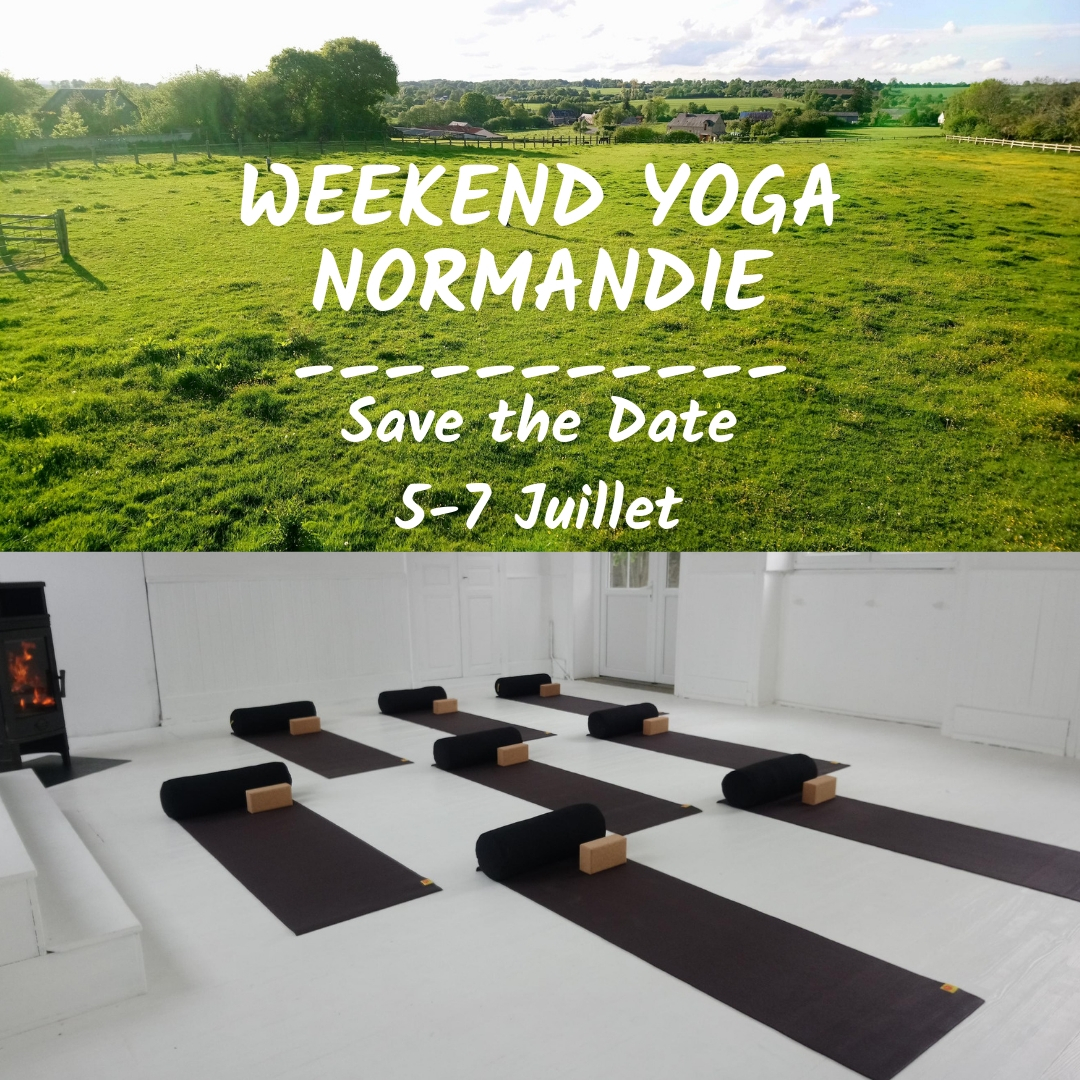 WEEKEND YOGA Méditation Nidra Restauratif Normandie