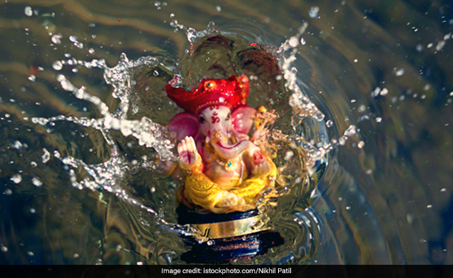 ganesh chaturthi visarjan puja celebration